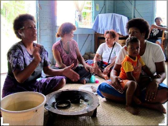 Fiji Kava Ceremony