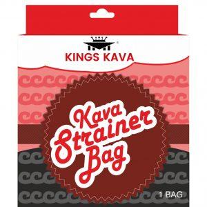 Kava strainer