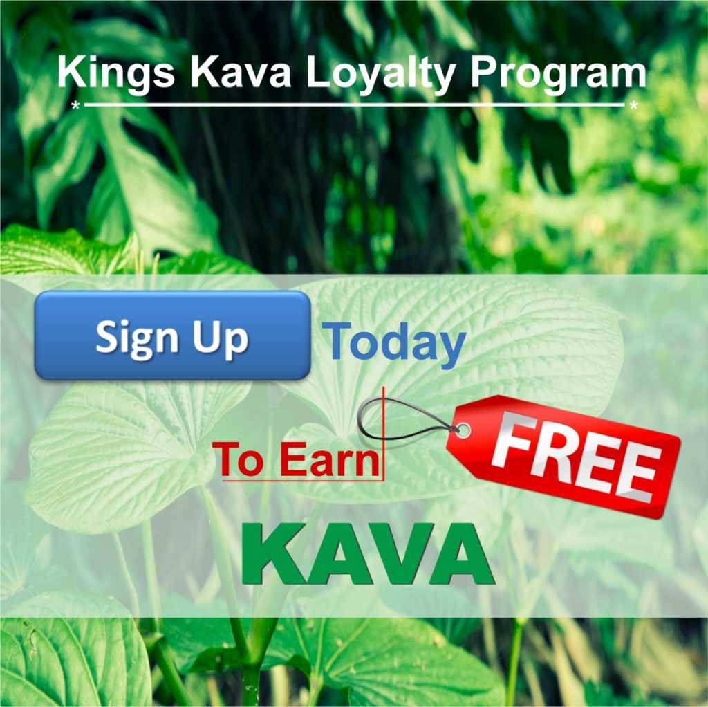 kava loyalty points
